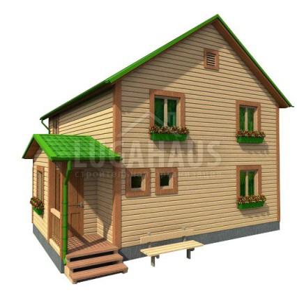 Дом №28 Размер 8,5х9м