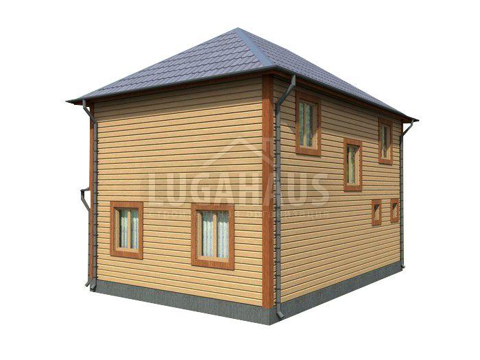 Дом №23 Размер 9х7м - Фото 3