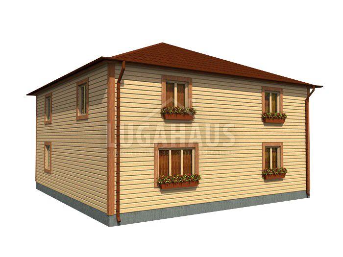 Дом №32 Размер 10х10м - Фото 3